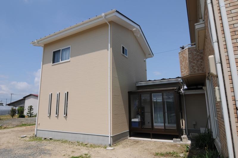 増築工事で叶った!夢の2世帯住宅